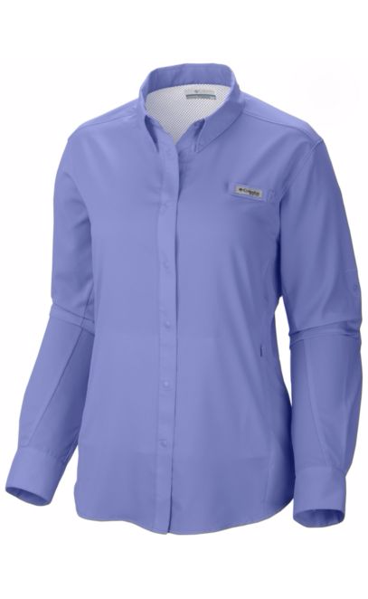 Columbia pfg tamiami ii long sleeve shirt women s great for Columbia shirts womens pfg