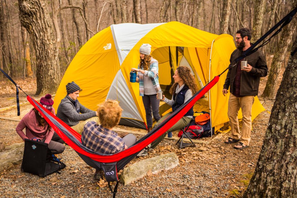 GOPC-16-CampHike-Fall-Group-Camping-Hanging-Rock