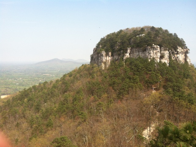 Popular Pilot Mountain State Park would get a visitor center if Connect NC passes