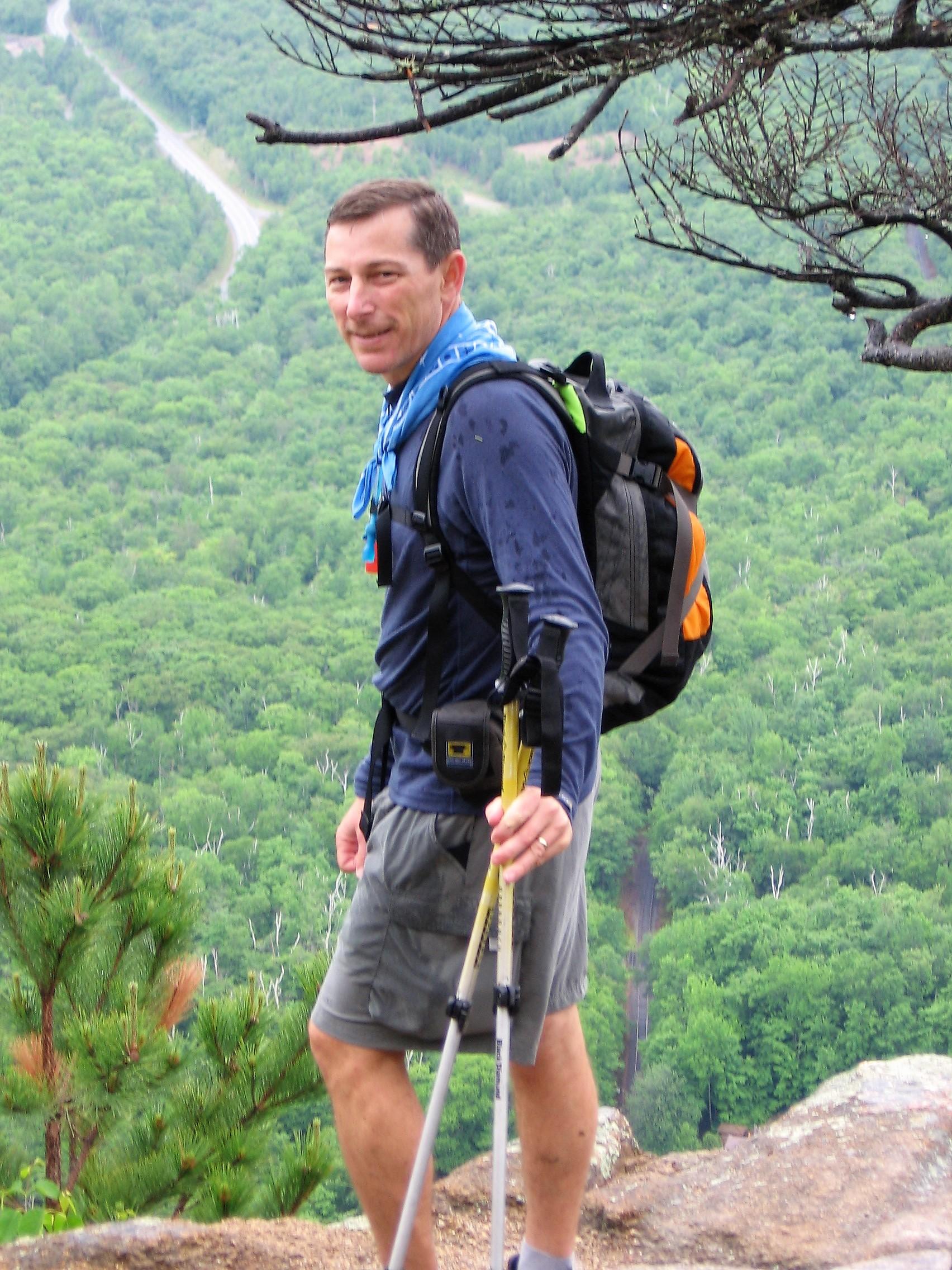 Rob - Crawford Notch, New Hampshire