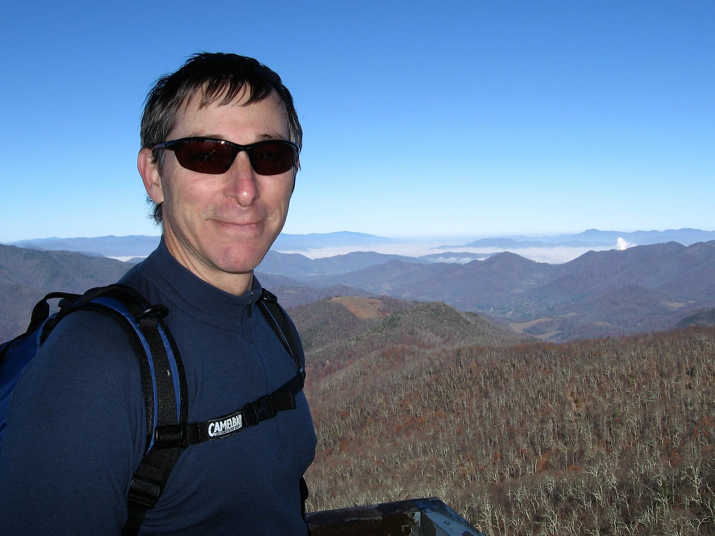 Frying Pan Mountain, NC