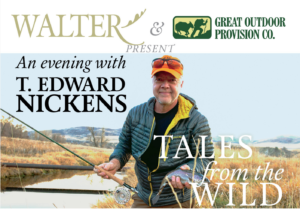 Tales From the Wild with T. Edward Nickens @ 214 Martin Street | Raleigh | North Carolina | United States