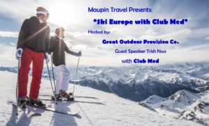 Ski Europe with Club Med @ Raleigh Shop | Raleigh | North Carolina | United States