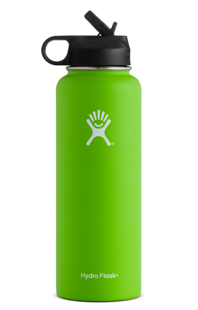 Hydro Flask 40oz Wide Mouth Insulated Water Bottle with ...