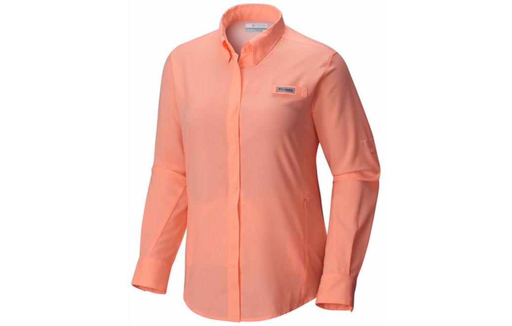 944bb405ef Columbia Women's PFG Tamiami™ II Long Sleeve Shirt   Great Outdoor ...