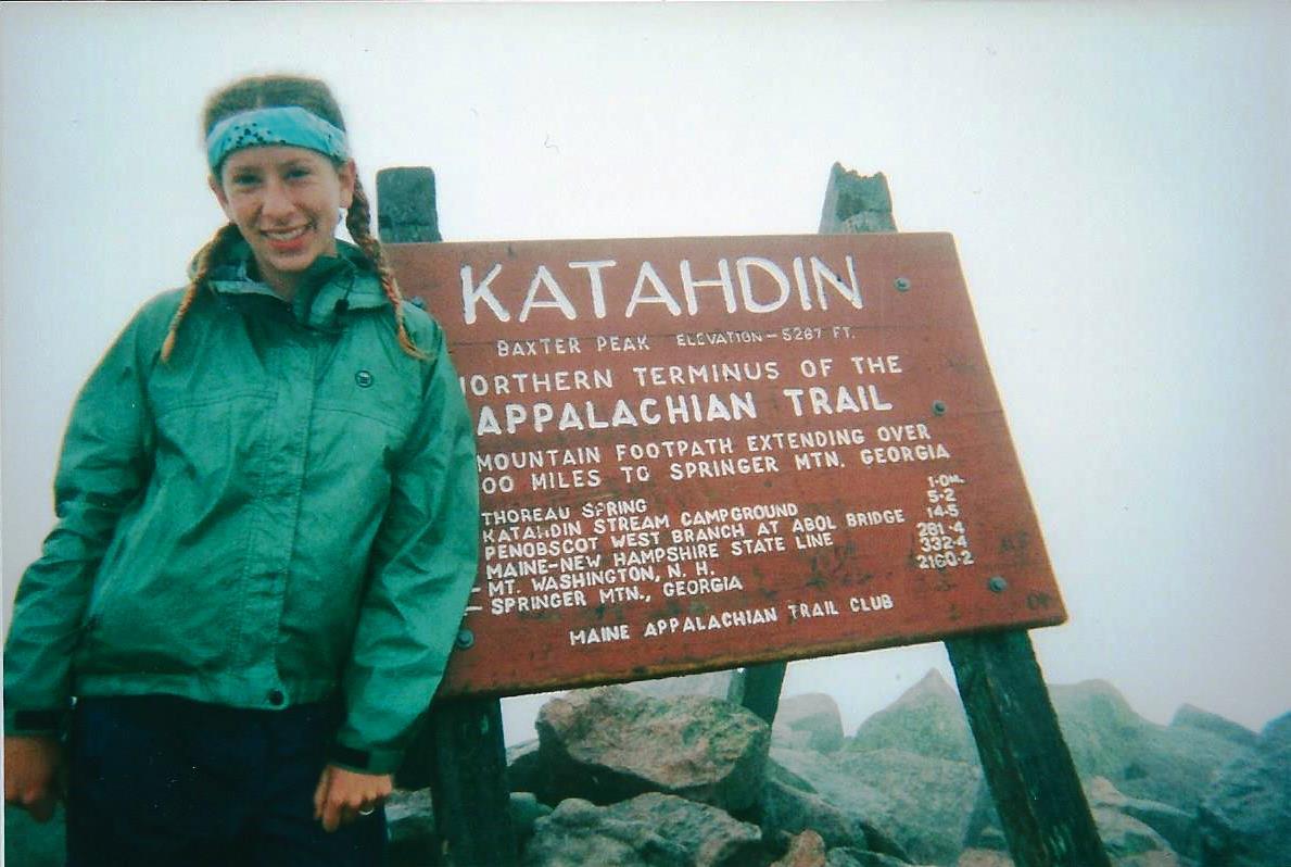 Johanna - Mount Katahdin
