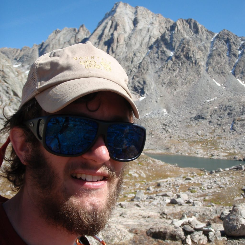 Tom - Modeling Cocoons in Indian Basin, Wind River Range WY 2008