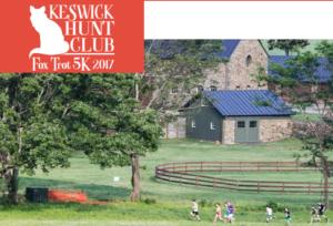Keswick Fox Trot 5k @ Castalia Farm | Keswick | Virginia | United States