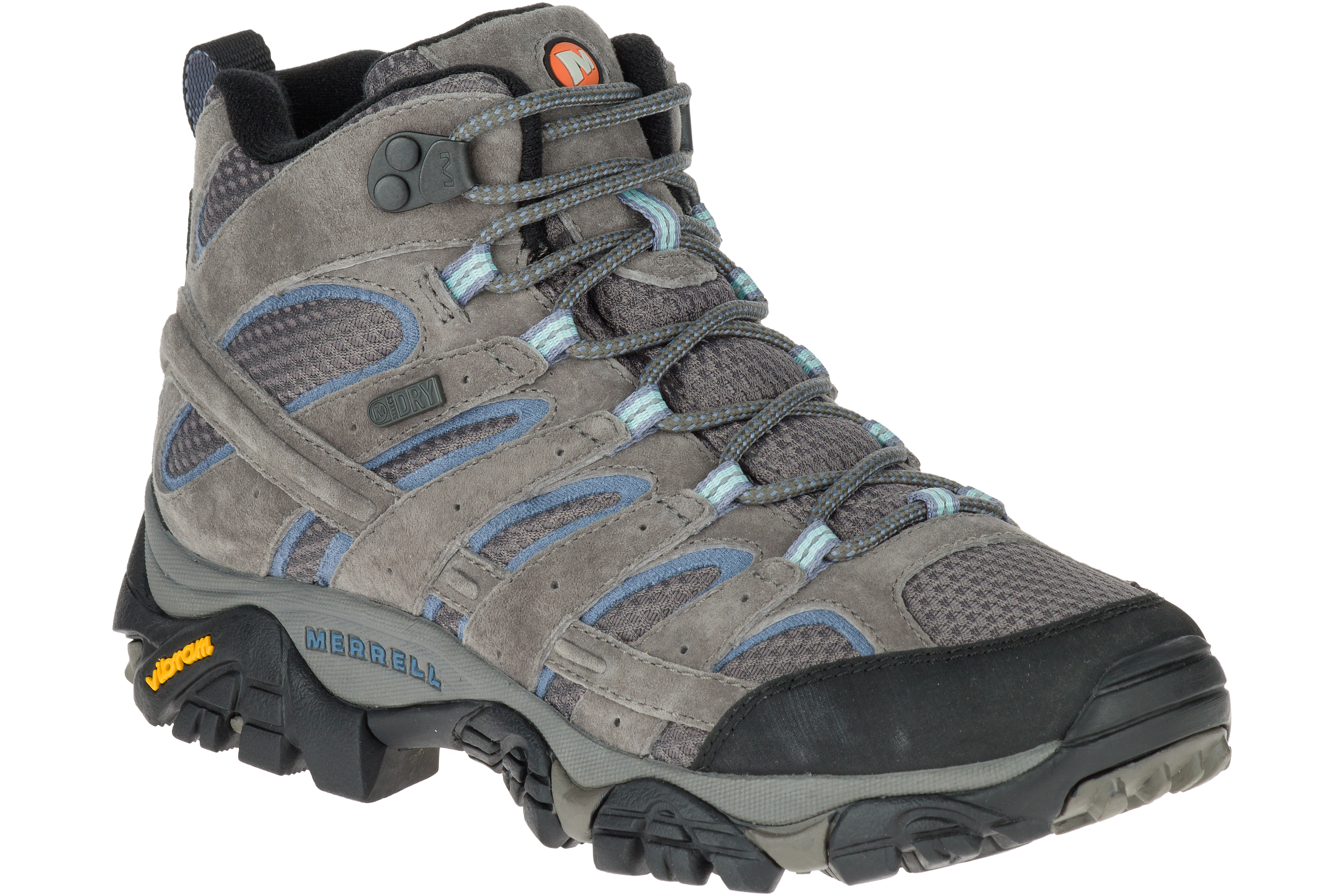 Women's Moab 2 Waterproof Suede and Mesh Hiking Shoes fsvepttQf