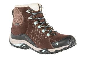 Women-specific boot