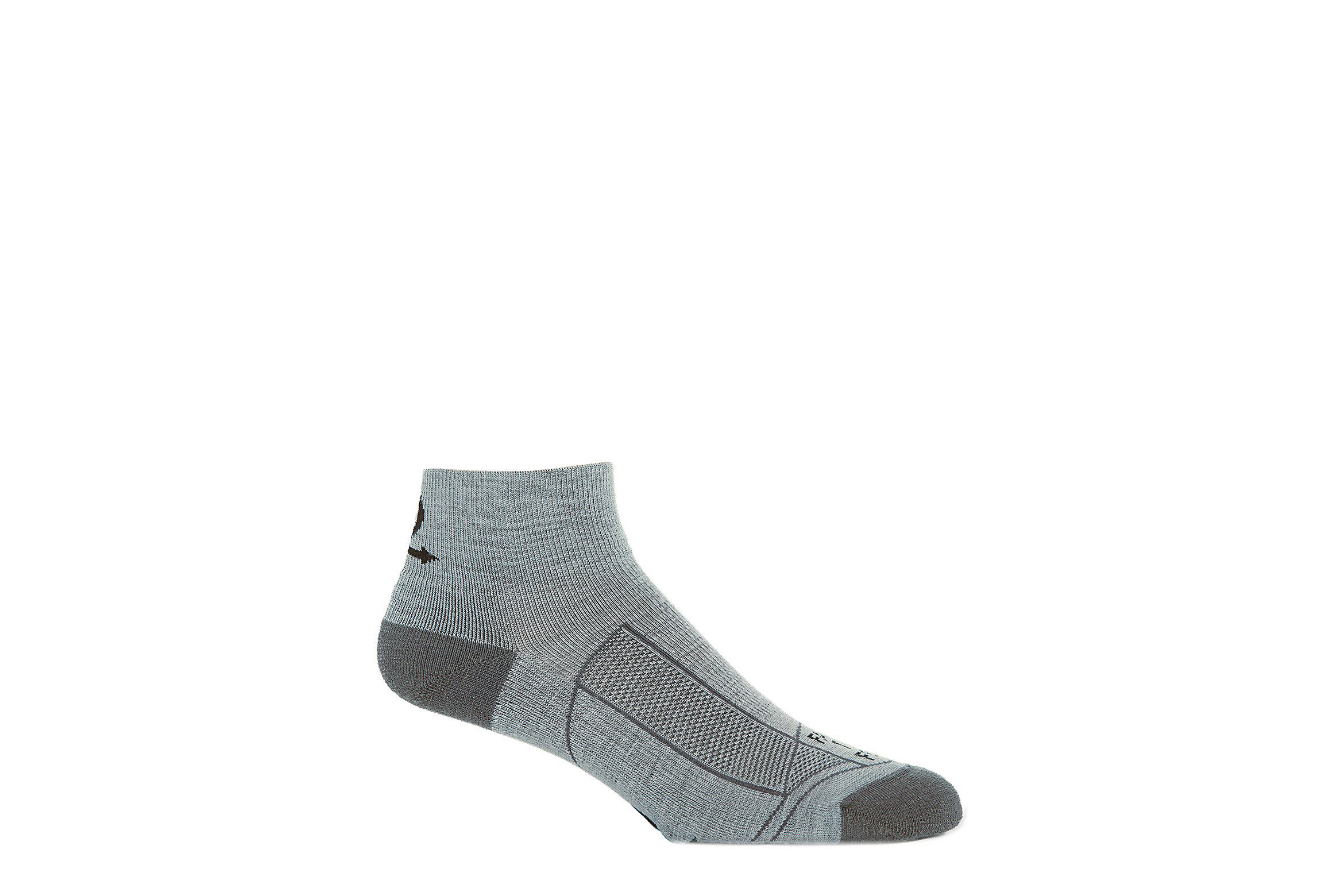 Farm to Feet Mens Greensboro Lightweight 1//4 Crew Socks