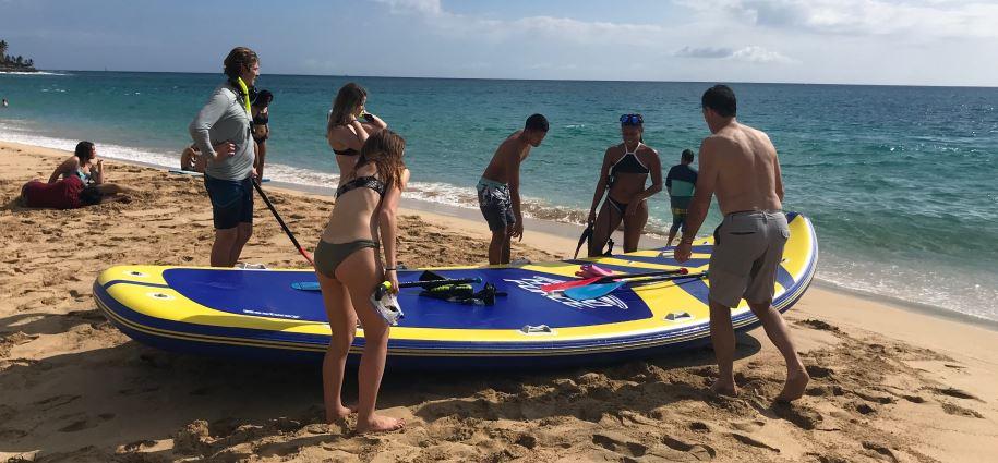 Mahaka Beach SUP 6
