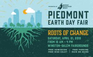 Piedmont Earth Day Fair @ Winston-Salem Fairgrounds | Winston-Salem | North Carolina | United States