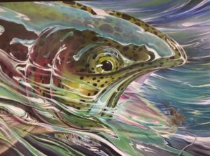 """The Unseen World of Fly Fishing,' with Brian Hester @ Charlotte Shop 