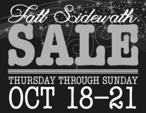 Sidewalk Sale! | Charlottesville @ Charlottesville Shop | Charlottesville | Virginia | United States