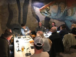 Fly Tying Class | Winston-Salem @ Fiddlin' Fish Brewing Company