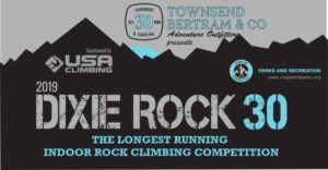 Dixie Rock Climbing Comp | 30th Anniversary @ Chapel Hill Community Center