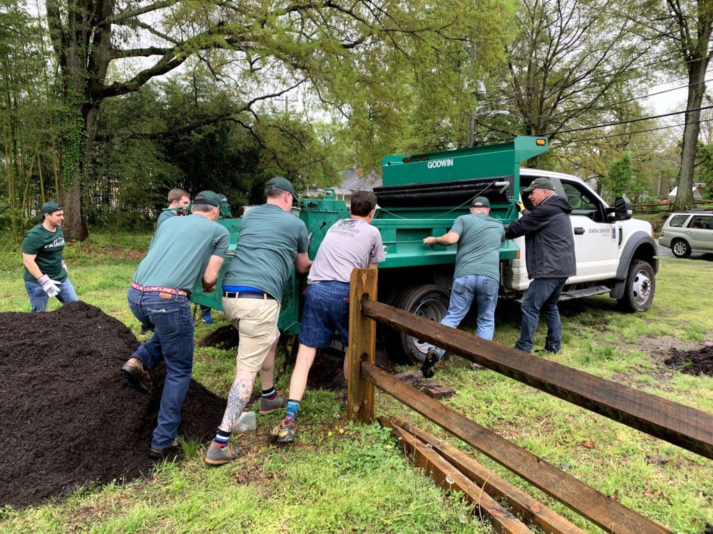 Earthday-KDB-Pollinator-project-Truck