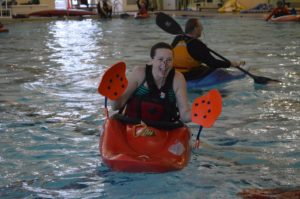 Kayak Pool Sessions | Winston-Salem @ Fulton Family YMCA