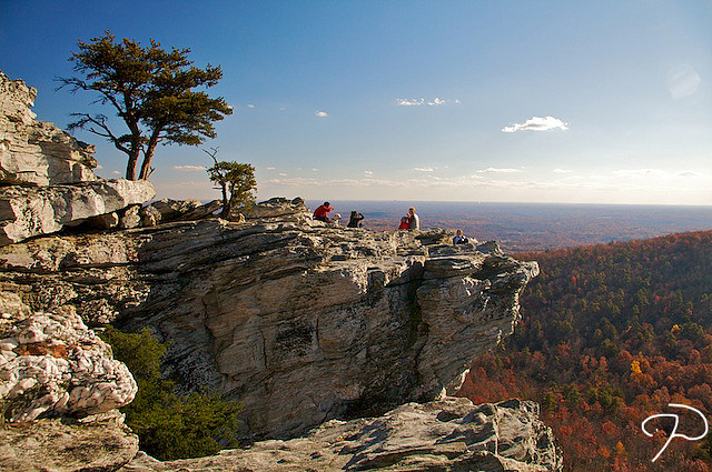 Hanging Rock State Park (photo courtesy NC State Parks)