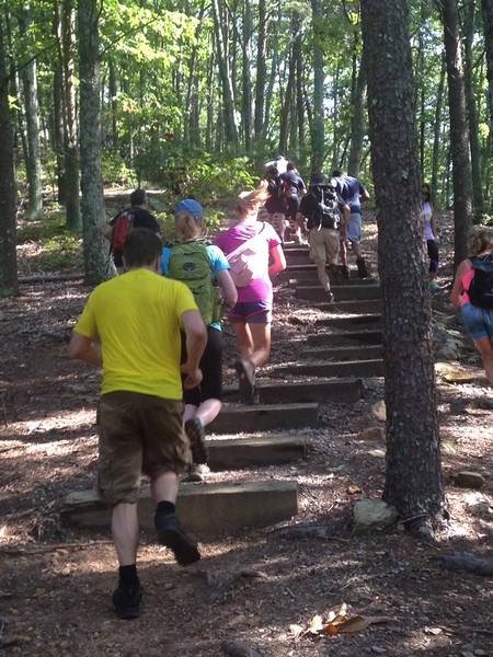 Ridgeline Trail, Crowders Mountain