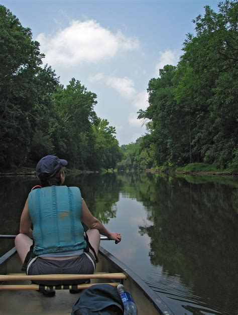 Summer Paddling in the Piedmont