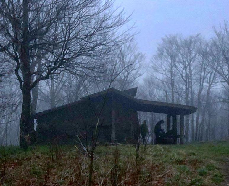 AT Great Smoky Mtn NP Shelter
