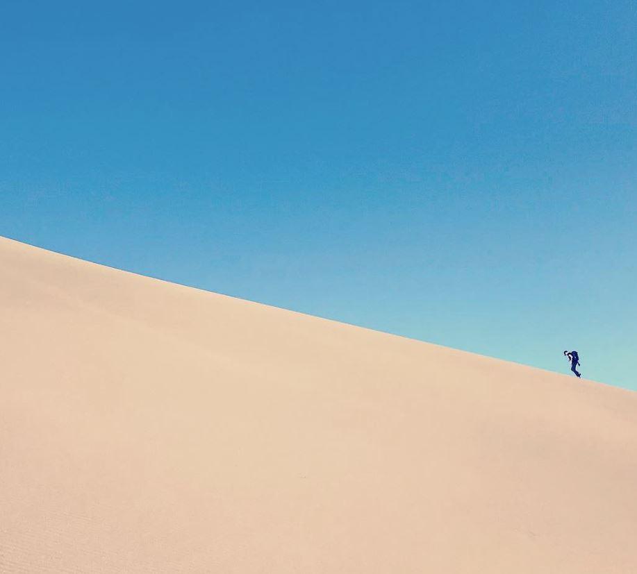 Author explores the Great Sand Dunes National Park & Preserve